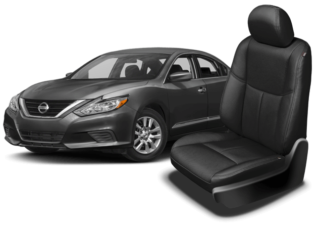 Reupholster your Nissan Altima with Katzkin Leather