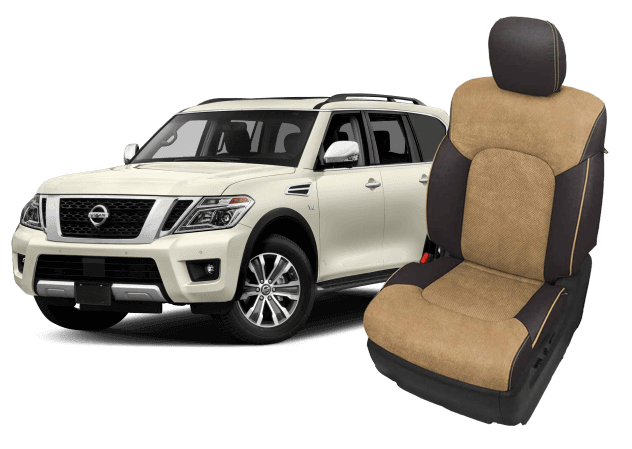 Reupholster your Nissan Armada with Katzkin Leather