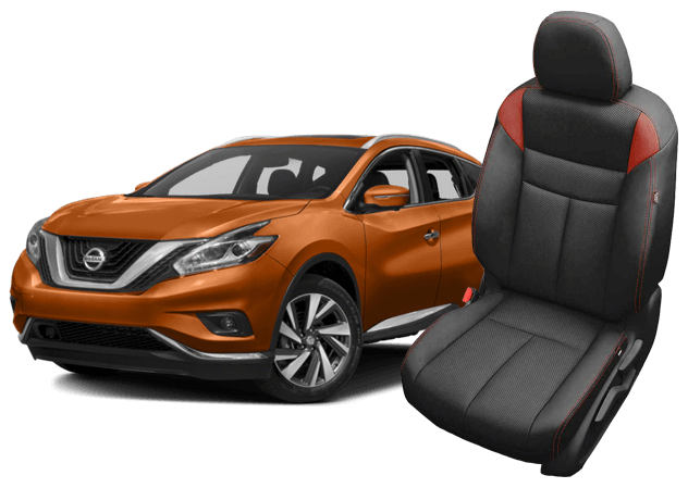 Ruepholster your Nissan Murano with Katzkin Leather