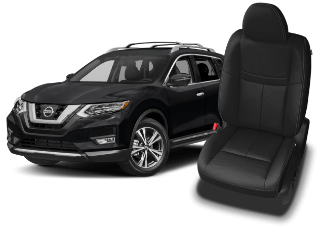 Reupholster your Nissan Rogue with Katzkin Leather