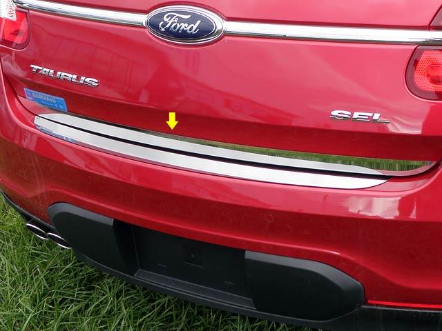 2016 Ford Taurus Sho >> Ford Taurus Chrome Rear Deck Trunk Trim, 2010, 2011, 2012 ...