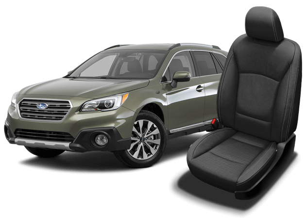 Reupholster your Subaru Outback with Katzkin Leather
