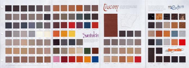 katzkin leather premium color selection. Black Bedroom Furniture Sets. Home Design Ideas