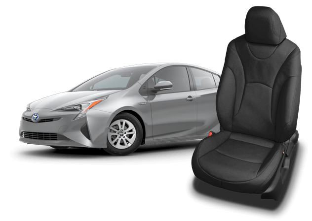 Reupholster your Toyota Prius with Katzkin Leather
