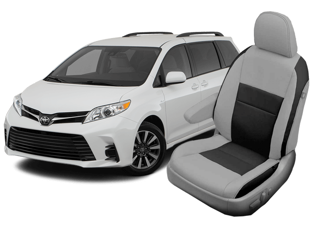 Reupholster your Toyota Sienna with Katzkin Leather
