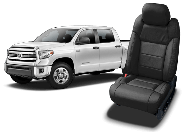 Reupholster your Toyota Tundra with Katzkin Leather