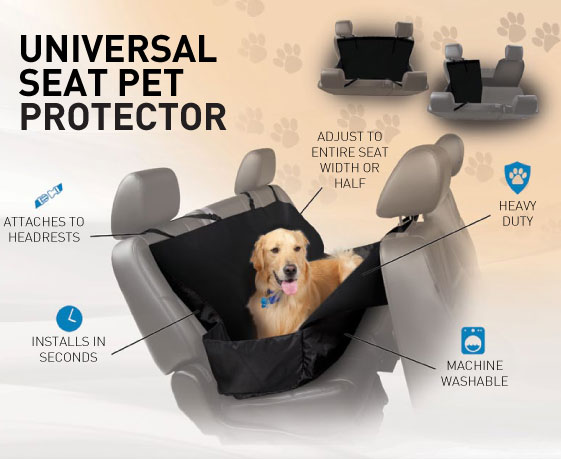 Pet Seat Protector for Acura