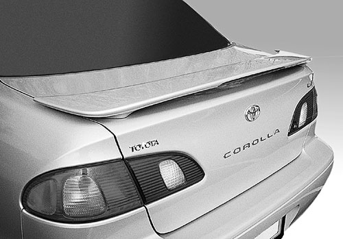 Your Sar Order Will Include The Painted Spoiler Detailed Instructionounting Hardware