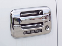 Ford F150 Chrome Door Handle Covers 2004 2005 2006 2007 2008 2009 2010 2011 2012 2013