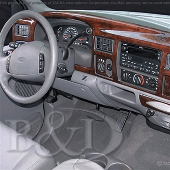 Ford Excursion Wood Dash Kits