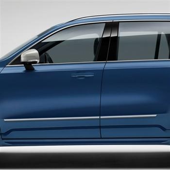 Volvo Xc90 Chrome Body Side Moldings 2017 2016 2018