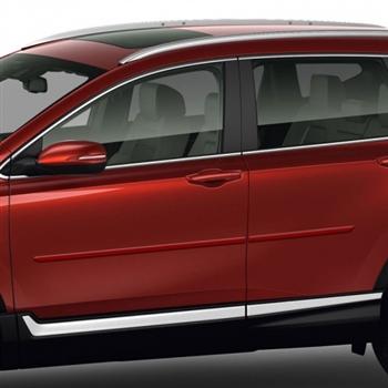 Honda Cr V Painted Body Side Moldings 2017 2018