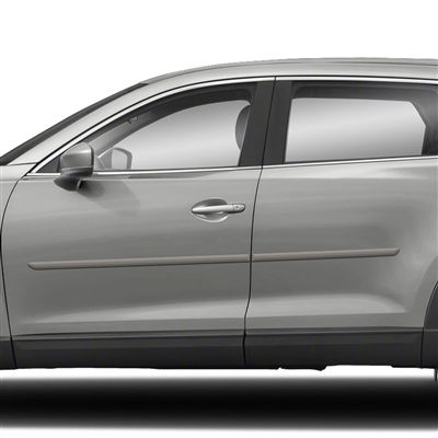 Mazda Cx 9 Painted Body Side Moldings 2007 2008 2009
