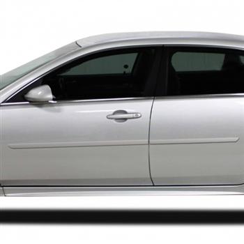 Chevrolet Impala Painted Body Side Moldings 2006 2007