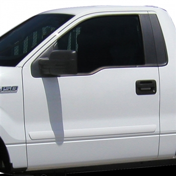 2006 Ford F150 Seat Covers >> Ford F150 Painted Body Side Moldings, 2004, 2005, 2006 ...