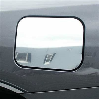 Toyota Highlander Chrome Fuel Door Trim 2008 2009 2010