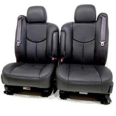 Chevrolet Silverado Leather Seats Chevy Silverado Seat Covers