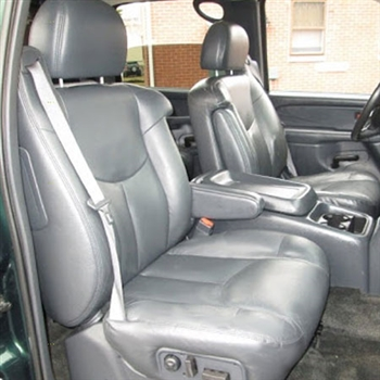 Excellent 2003 2006 Chevrolet Avalanche Katzkin Leather Interior 2 Passenger Front Seat 2 Row Caraccident5 Cool Chair Designs And Ideas Caraccident5Info