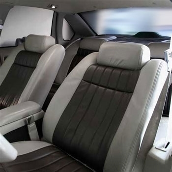 Chevrolet Impala Ss Katzkin Leather Seat Upholstery 1994