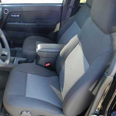 Chevrolet Colorado Extended Cab Katzkin Leather Seat