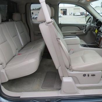 Chevrolet Colorado Crew Cab Katzkin Leather Seat