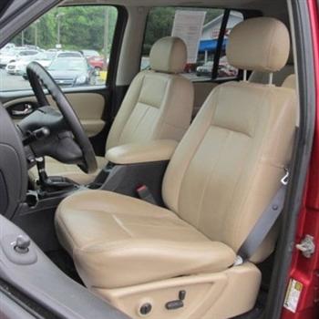 Chevrolet Trailblazer Ext Katzkin Leather Seat Upholstery