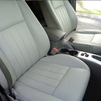 Jeep Liberty Limited Katzkin Leather Seat Upholstery 2005