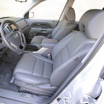 2006 2007 2008 Honda Pilot Ex Katzkin Leather Upholstery