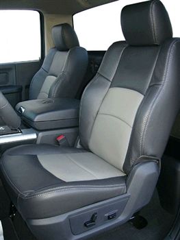 Dodge Ram 1500 Quad Cab Sport Katzkin Leather Seat