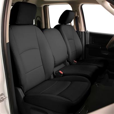 Dodge Ram Mega Cab 2500 3500 Katzkin Leather Seat