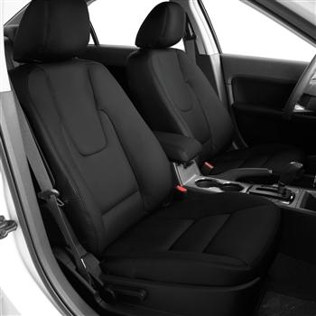 2017 Ford Fusion S Se Katzkin Leather Upholstery