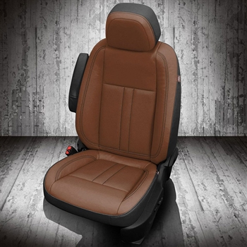 Buick Encore Katzkin Leather Seat Upholstery 2013 2014