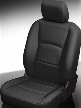 Dodge Ram Crew Cab Katzkin Leather Seat Upholstery 2016