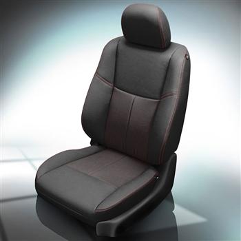 Nissan Altima Sedan Katzkin Leather Seat Upholstery 2013