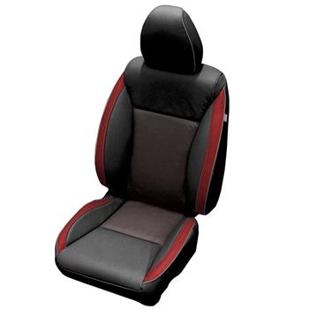 Honda Fit LX EX Katzkin Leather Seat Upholstery 2015 2016 2017