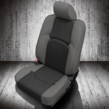 Nissan Frontier Crew Cab Katzkin Leather Seat Upholstery ...
