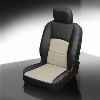 Sensational Dodge Ram 2500 3500 Crew Cab Katzkin Leather Seat Inzonedesignstudio Interior Chair Design Inzonedesignstudiocom