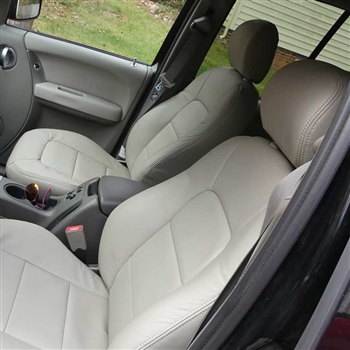 Jeep Liberty Limited Katzkin Leather Seat Upholstery Lb