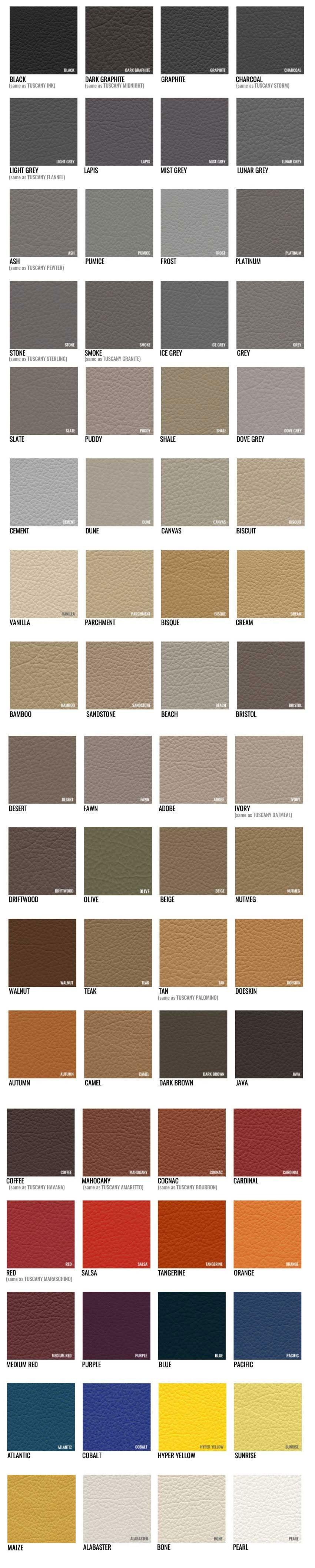 katzkin color samples shopsarcom