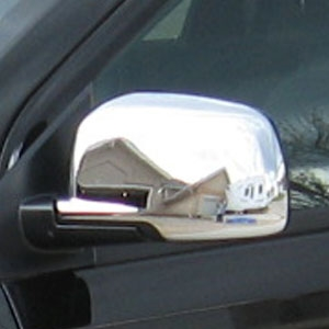 Dodge Journey Chrome Mirror Covers 2009 2010 2011 2012