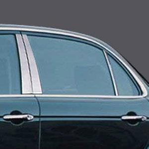 Jaguar XJ6 /& XJ8 Chrome Door Handle Trim