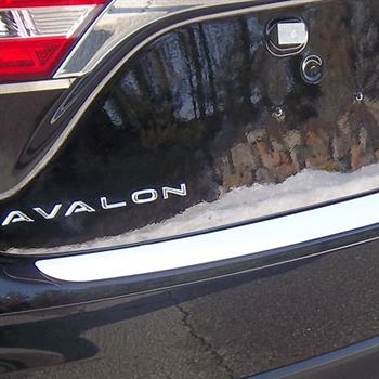 Toyota Avalon Chrome Rear Bumper Trim 2013 2014 2015