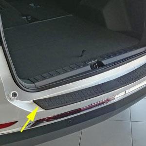 Chevrolet Equinox Bumper Cover Molding Pad 2018 2019