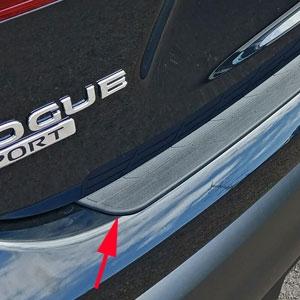 Nissan Rogue Sport Bumper Cover Molding Pad, 2017, 2018 ...