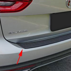 BUICK REGAL TOURX 2018-2020 REAR BUMPER PROTECTIVE Molding SCRATCH Guard For