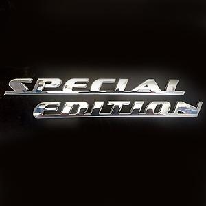 Honda Chrome Special Edition Emblem