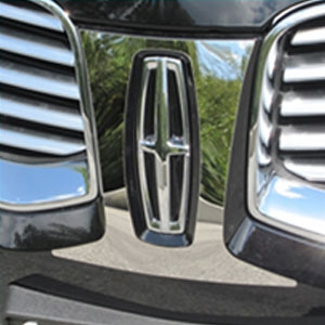 Lincoln Mkx Chrome Grille Accent Trim 2016 2017 2018