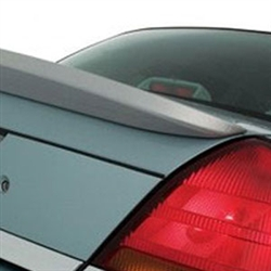 Mercury Grand Marquis Lip Mount Painted Rear Spoiler 2003