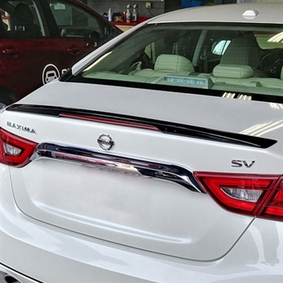 Nissan Maxima Painted Rear Spoiler Sport Factory Style